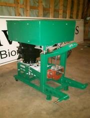 Пресс - гранулятор  биомассы MG 600 PTO (Чехия)